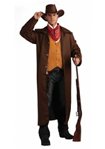 Gun Fighter Men Costume