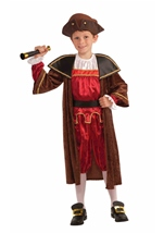 Columbus Boys Costume