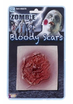 Zombie Bloody Scars
