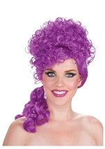 Belle Of The Big Top Women Wig