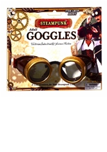 Steampunk Brown Googles