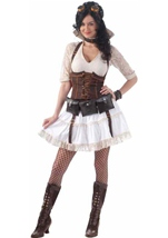 Steampunk Sally Women Halloween Costume
