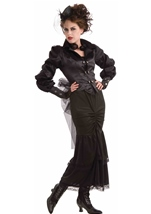 Steampunk Victorian Lady Woman Costume