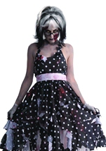 Zombie Gothic Housewife Costume