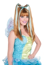 Fairies Aqua Fantasy Women Wig