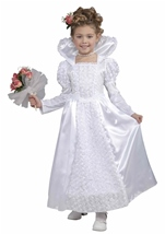 Bride Princess Designer Girl Costume