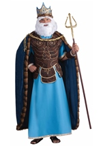 King Neptune Deluxe Men Costume