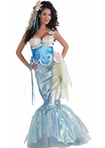 Mermaid Deluxe Woman Costume