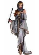 Lady Of The Lake Medieval Woman Costume