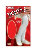 Tights Kids Red