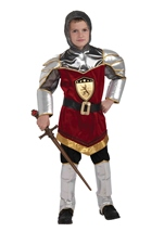 Knight Dragon Slayer Boys Costume