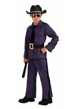 Kids State Trooper Costume