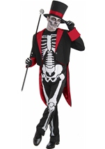 Mr.Bone Jangles Men Costume