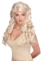 Goddess Blonde Women Wig