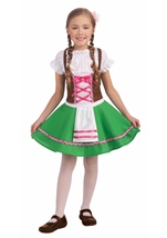 Fairy Tale Gretel Kids Costume