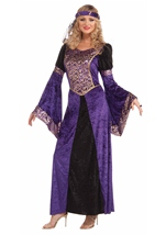 Medieval Maiden Woman Costume