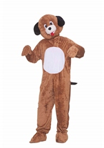 Adult Deluxe Mr Puppy Mascot Costume
