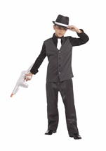 Boys Gangster Costume