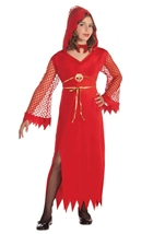 Girls  Devilish Diva Costume