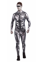 Men Robot Costume