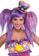 Tutu Lulu Clown Top Hat
