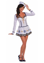 Sea Sailor Sweetie Woman Costume