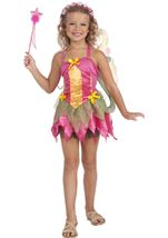 Garden Fairy Girls Costume