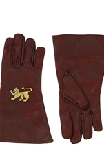 Medieval Gloves Brown