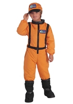 Shuttle Commander Boys Astronaut Costume