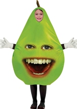 Pear From Annoying Orange Kids Costume