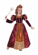 Enchanted Princess Girls Classic Costume