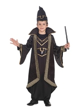Wizard Boys Designer Mystical Costume