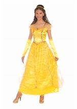 Golden Princess Woman Costume