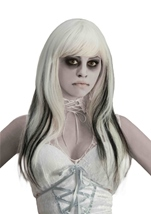 Women Ghost Phantom Wig
