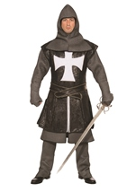 Deluxe Medieval Knight Men Designer Collection