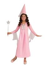 Girls Classic Storybook Pink Princess Costume