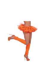 Tutu Adult Woman Orange