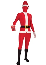 Santa Bodysuit Men Costume
