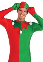 Elf Bodysuit Men Deluxe Halloween Costume