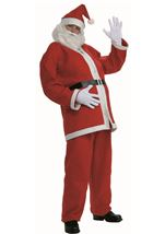 Simply Santa Men Costume