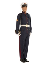 Formal Marine Men Deluxe Costume
