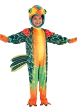 Parrot Boys Deluxe Plush Costume