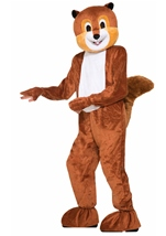 Squirrel Mascot Adult Costume