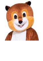 Squirrel Mascot Adult Halloween Costume