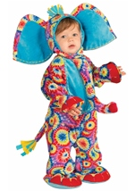 Psychedelic Elephant Toddler Costume