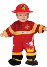 Kids Fireman Toddler Costume