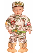 Kids Army Soldier Toddler Costume