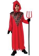 Boys Classic Devil Costume