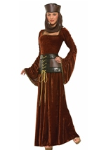 Medieval Renaissance Queen women Costume