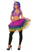 Sugar Vibe Women Tutu Skirt